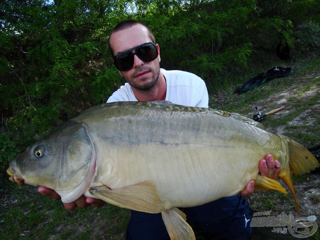7,1 kg - a nap legnagyobb hala délután négykor Halibutra