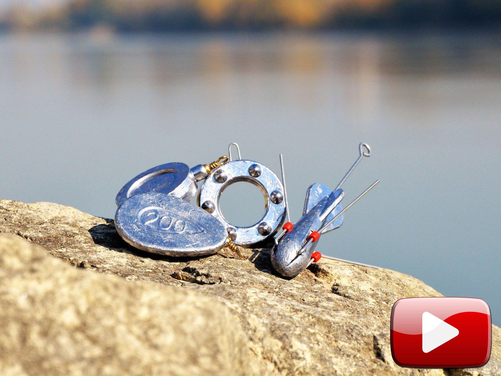 Új folyóvízi ólmok a Haldorádó kínálatában