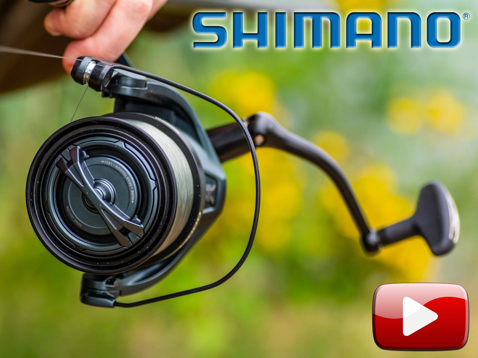 Új Shimano orsók a Haldorádó kínálatában 2019