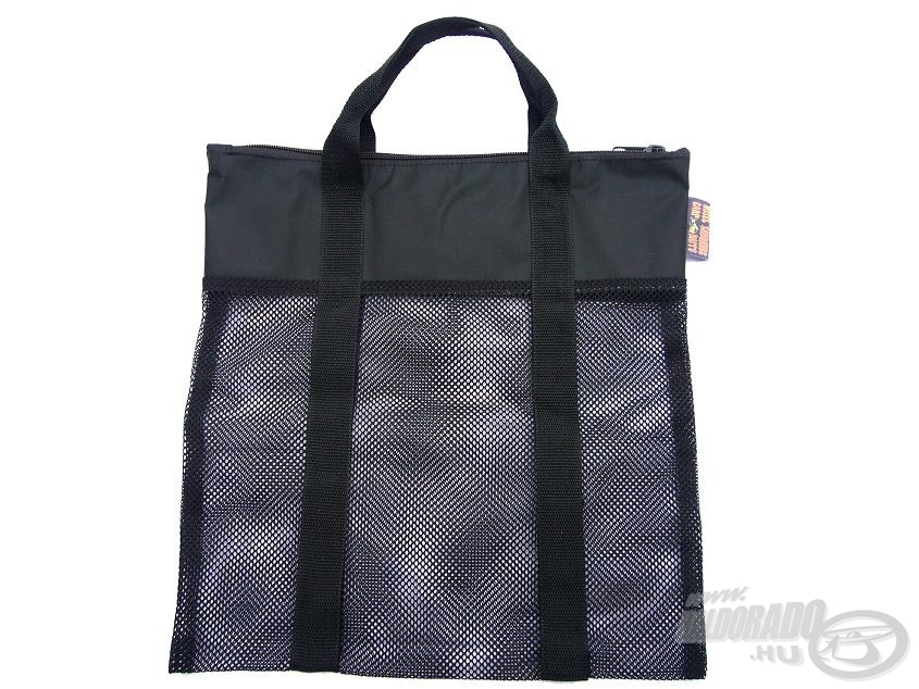 A MZ bojliszárító zsák kétféle méretben kerül forgalomba