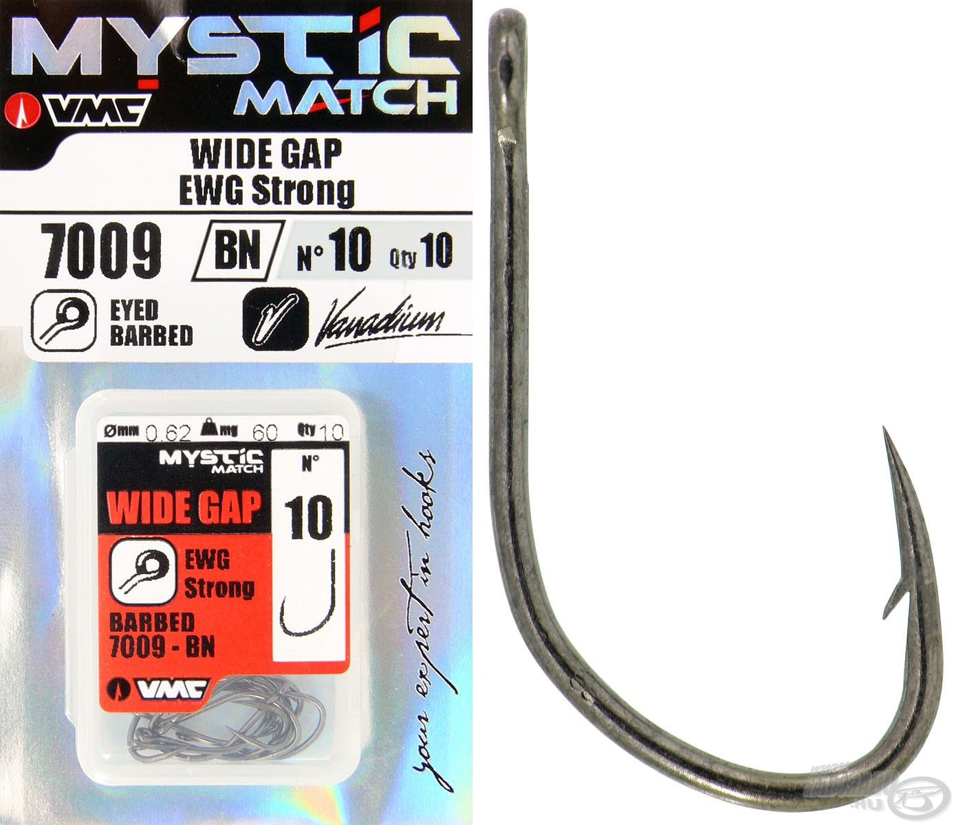 A Mystic Match EWG Strong egy nagyon sokoldalú, közepesen erős modell, amit úgy tervezett a gyártó, hogy a feederbotos horgászok maximalizálhassák vele a megakasztott halak számát!