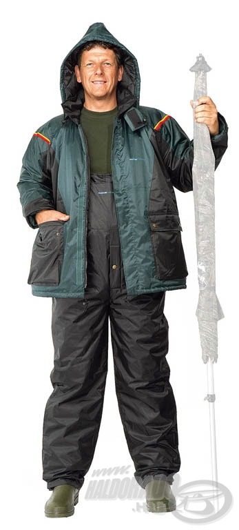 Ez a ruha megvéd a hidegtől