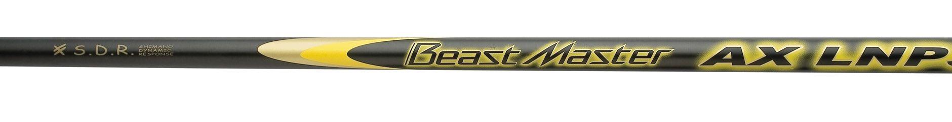 A Shimano Beast Master merítőnyél, talán a legstrapabíróbb típus a piacon