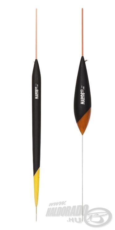 A Seria 59. és Seria 43. úszók snecizéshez (is) kiválók