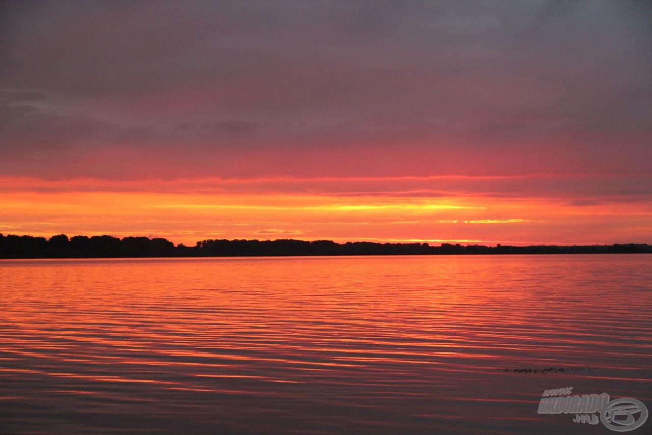 A varázslatos Tisza-tó teljesen megbabonázza az embert