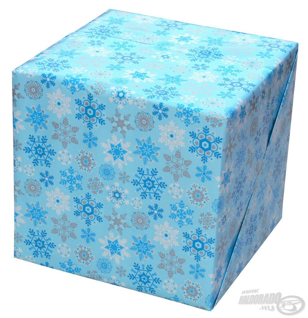 Minden ajándékcsomagot díszcsomagolásban küldünk