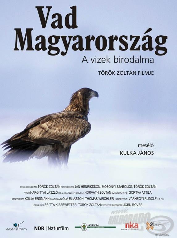 A Vad Magyarország - A vizek birodalma című természetfilm április 28-tól tekinthető meg az Uránia filmszínházban