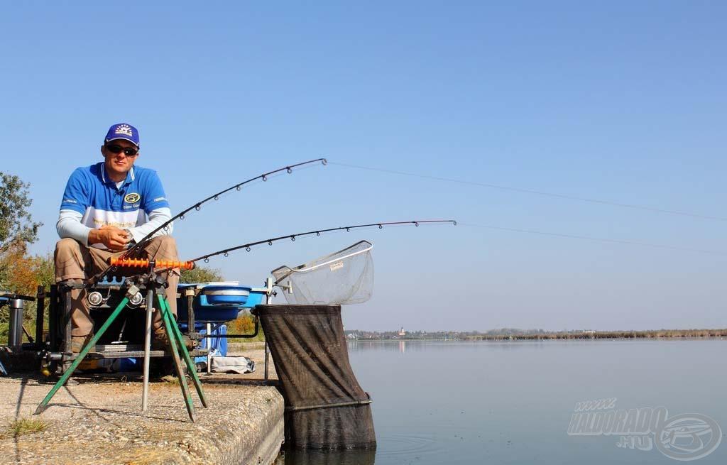 A Velencei-tavi Evezőspálya nem egy tipikus vadvízi rengeteg, mégis hazánk egyik legnagyobb állóvízének szerves része, a finomszerelékes horgászok Mekkája