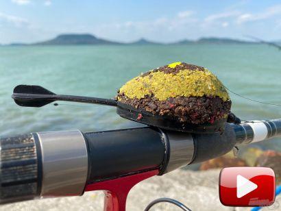 Vadvízi kalandok 42. rész – Rapid feeder a Balaton körül