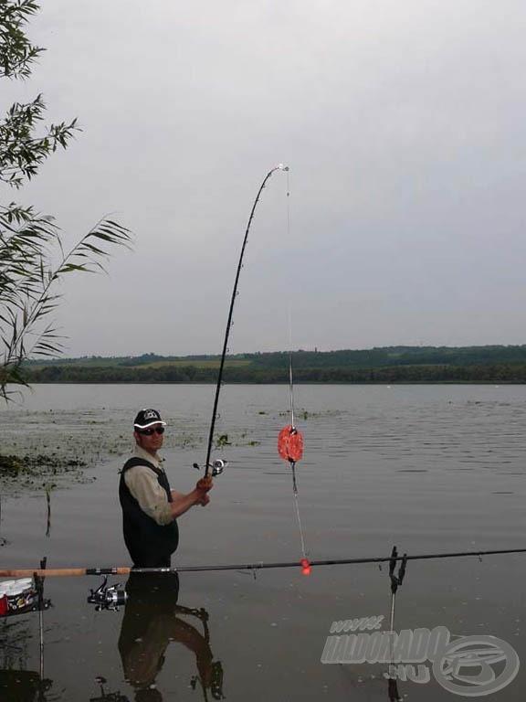 Kezdődhet végre a horgászat