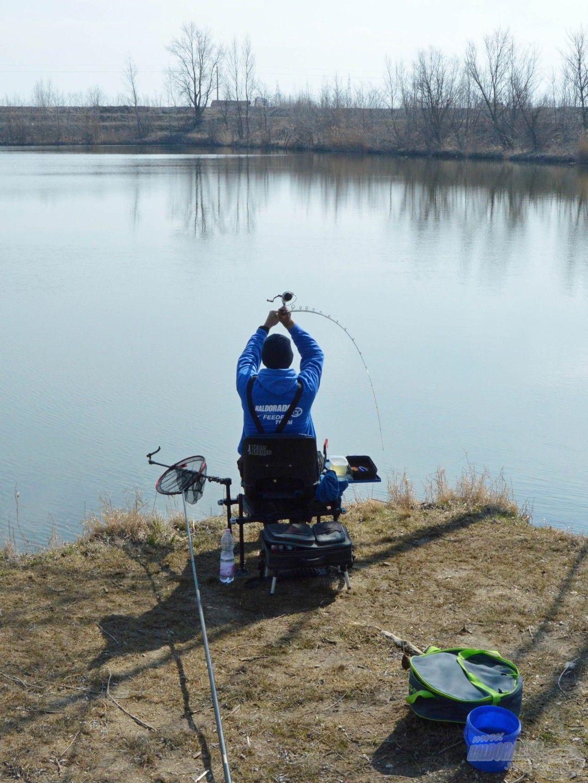 A method horgászat immár a finomszerelékes horgászok kedvenc műfaja!