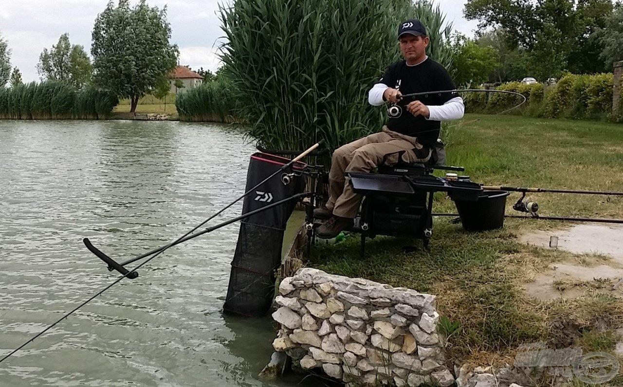 Versenyláda praktikák a feederbotos horgászatban