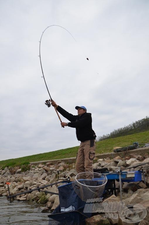 A távoli keszegezés komoly kiugrási lehetőséget nyújt a maximumra törekvő horgászoknak