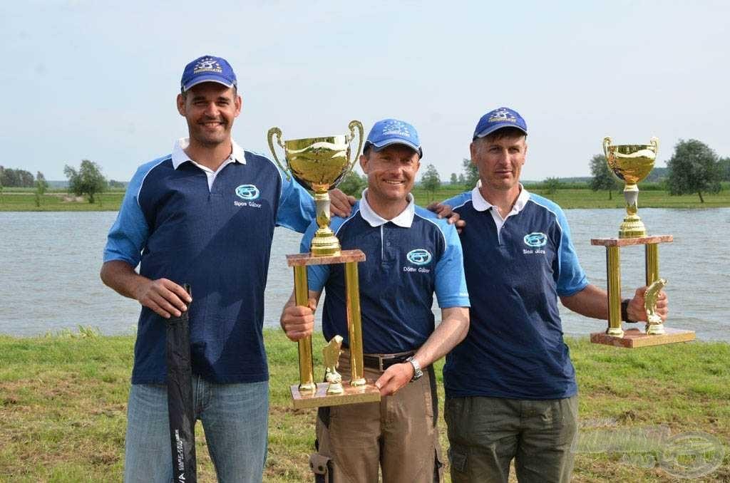 Ilyen szép sikereket kívánunk minden horgásztársunknak!