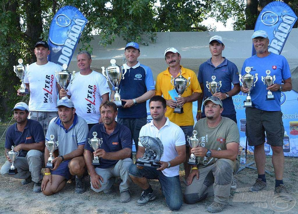 A Haldorádó Duna Feederkupát Ordason megnyerte