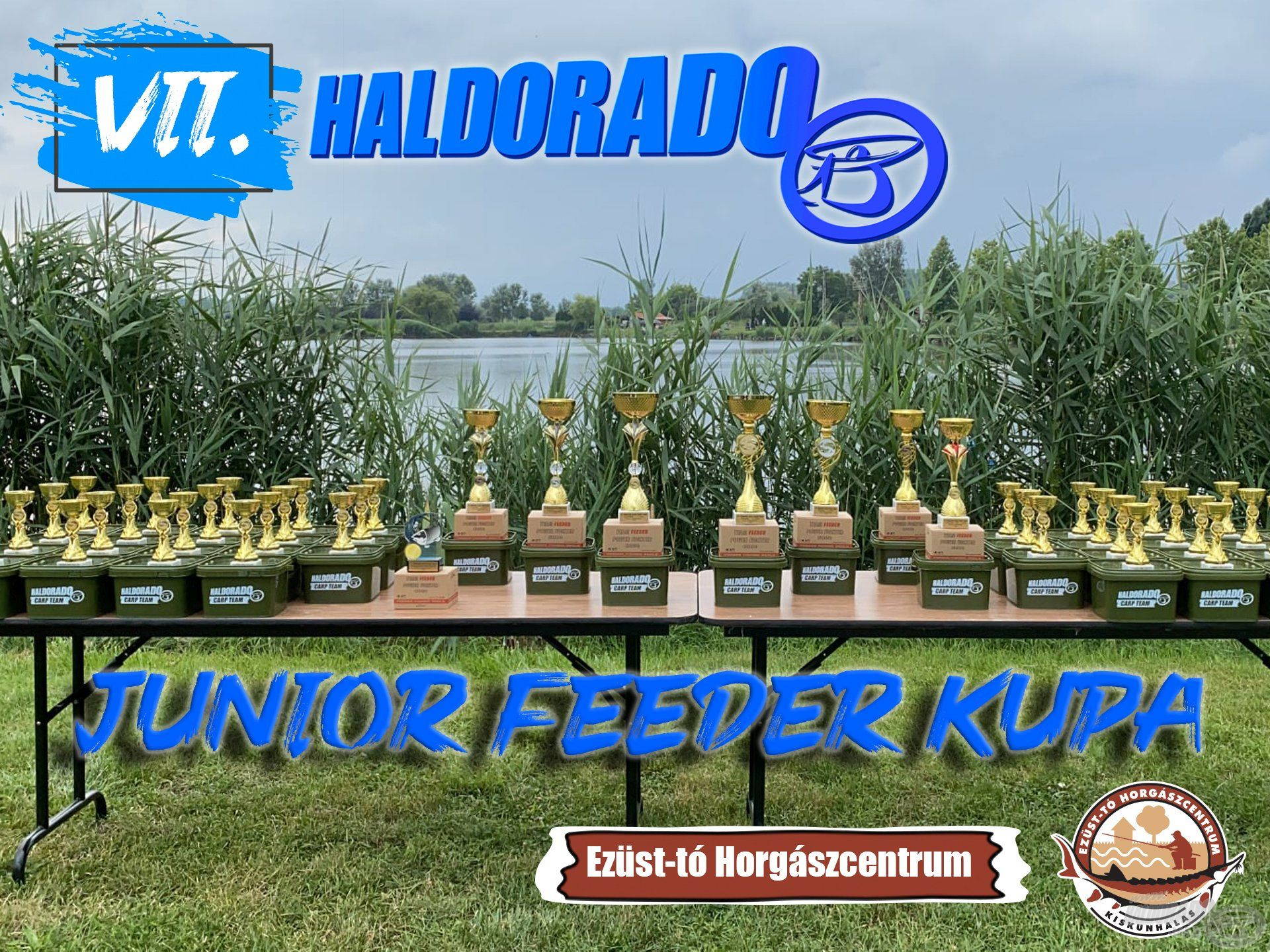 Találkozzunk a VII. Haldorádó Junior Feeder Kupán!