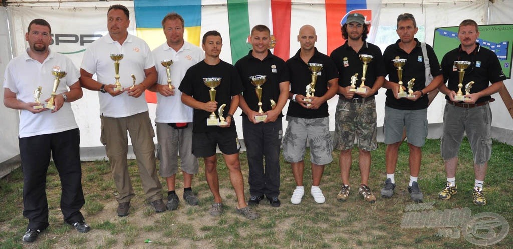 A versenyen elért eredmény örök élmény marad a csapat minden tagjának