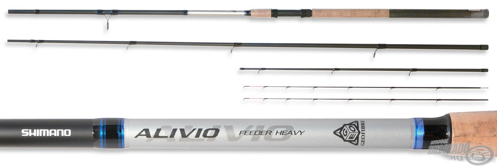 SHIMANO Alivio CX 390 Heavy feeder 24990 helyett 16990Ft