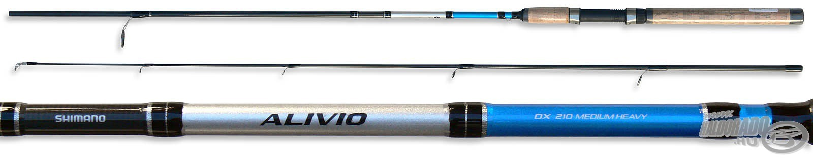 SHIMANO, Alivio, DX, Spin, 8790Ft