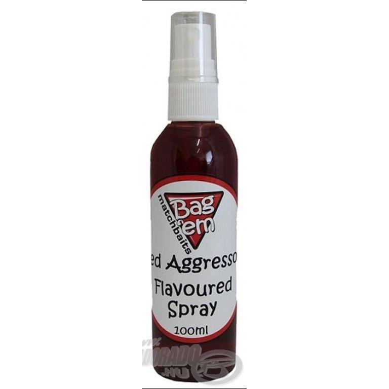 BAGEM Flavoured Spray - Red Agressor