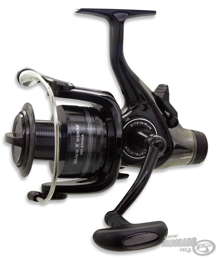 DAIWA, Black, Widow, BR, 4000A, 25990, helyett, 20490Ft