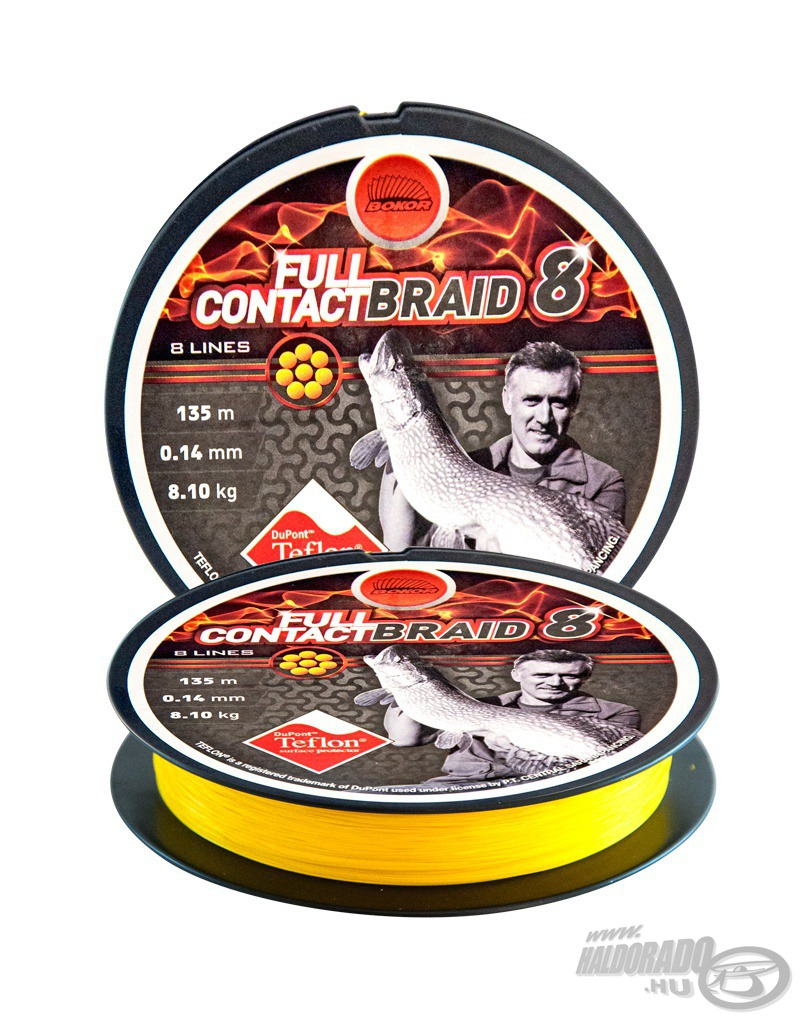 ENERGOTEAM Bokor Full Contact-8 Braid 5490Ft