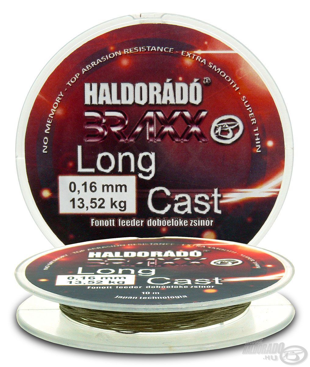 HALDOR�D�, Braxx Long Cast 0,18 mm