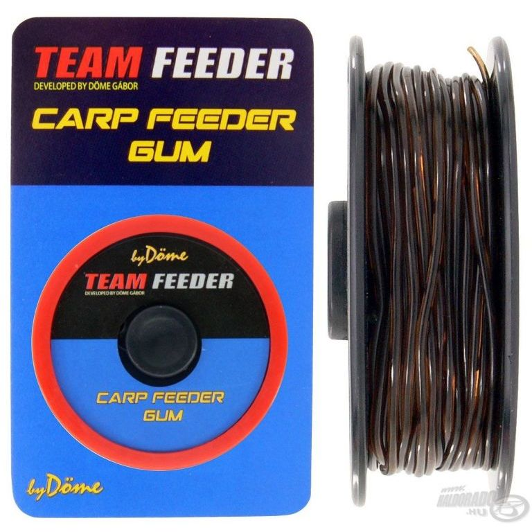By Döme TEAM FEEDER Carp Feeder Gum 0,6 mm