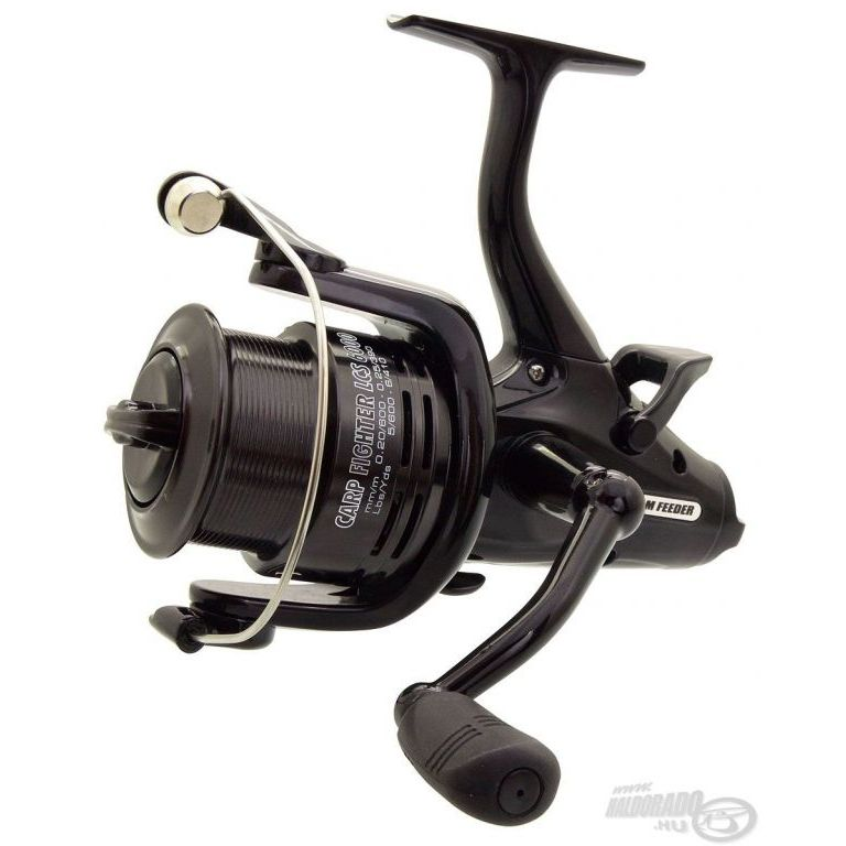 By Döme TEAM FEEDER Carp Fighter LCS 6000