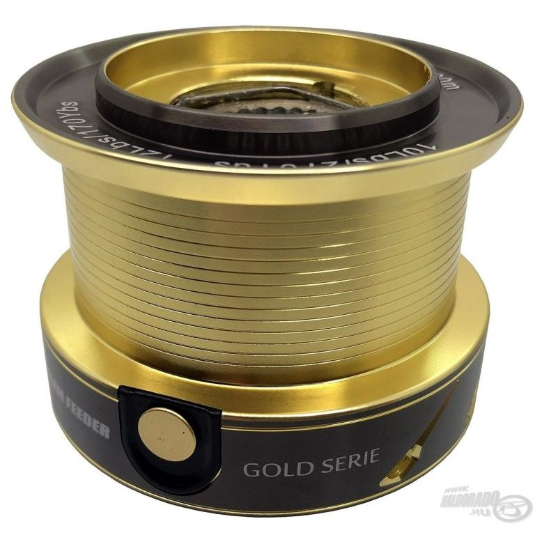 By Döme TEAM FEEDER Gold Serie 6000