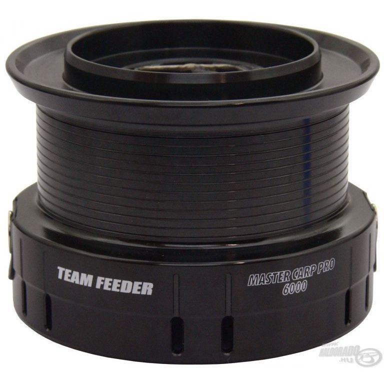By Döme TEAM FEEDER Master Carp Pro 6000 pótdob