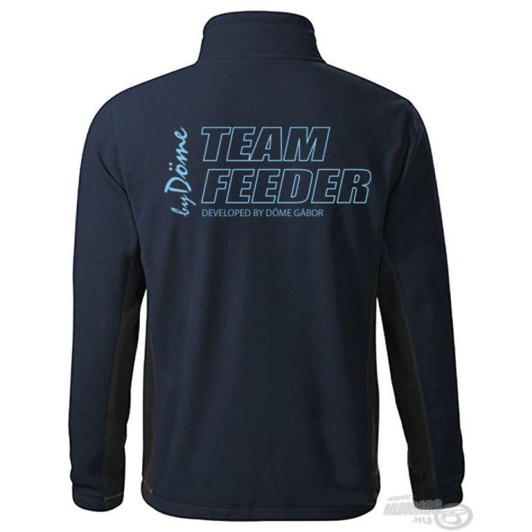 TEAM FEEDER Polár pulóver L