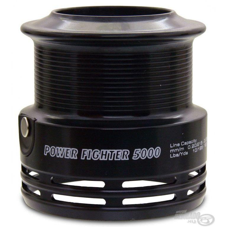 By Döme TEAM FEEDER Power Fighter 5000 pótdob
