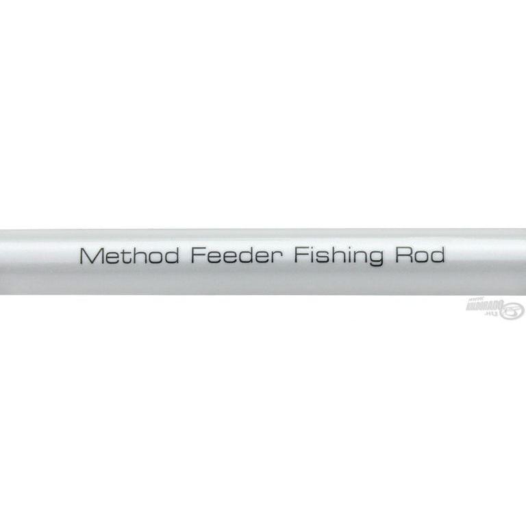 By Döme TEAM FEEDER Pro Method Feeder 380MH + Ajándék Haldorádó Pro Method Pellet 5 mm