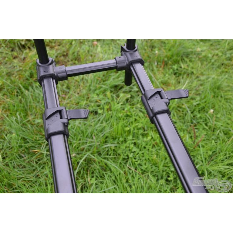 CARP ACADEMY Grizzly Rod Pod New