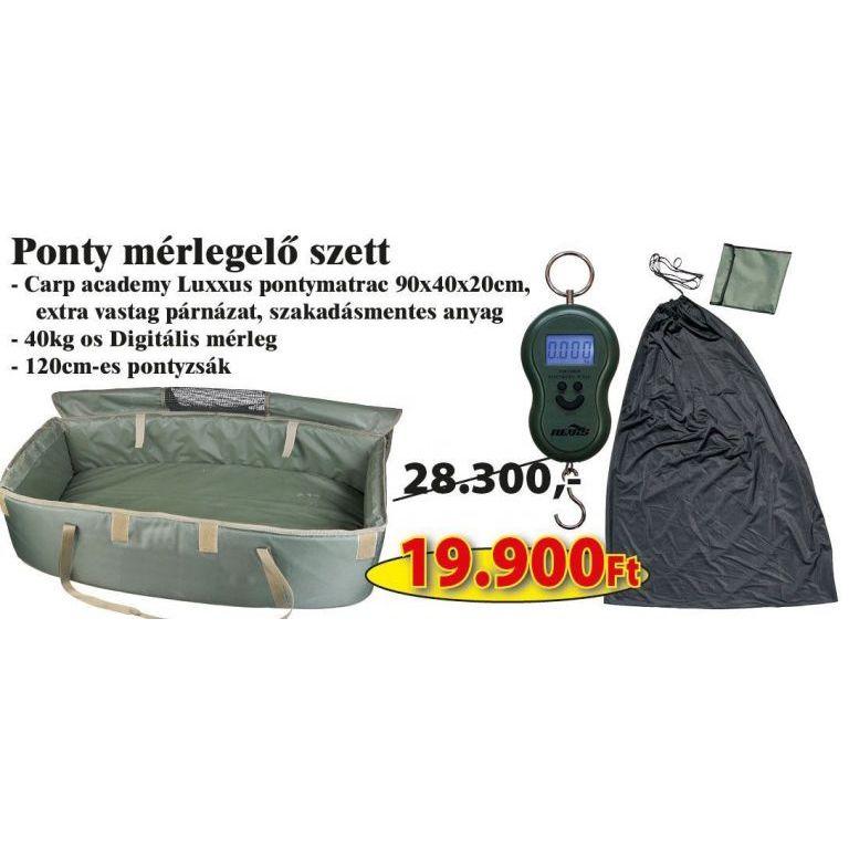 CARP ACADEMY Ponty mérlegelő szett (KB-453)