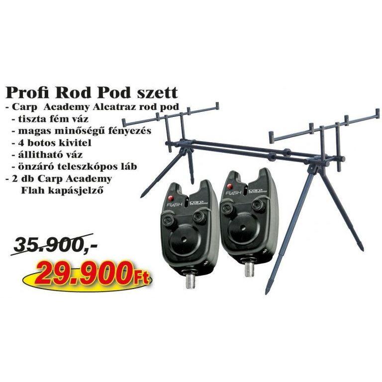 CARP ACADEMY Profi Rod Pod szett 7 (KB-456)