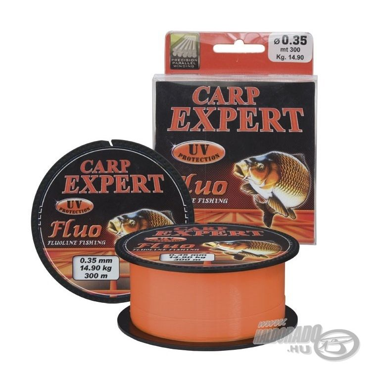 Carp Expert Boilie Special UV Protection Fluo Orange 20/300