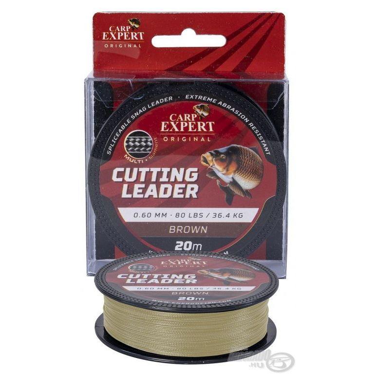 Carp Expert Cutting Leader 20 mm - 0,60 mm