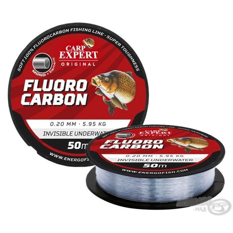 Carp Expert Fluorocarbon 0,35 mm