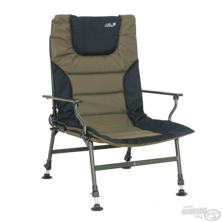 Carp Expert Karfás fotel extra