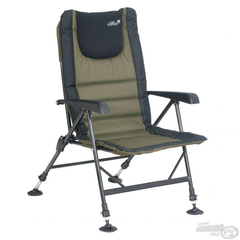Carp Expert Karfás fotel standard