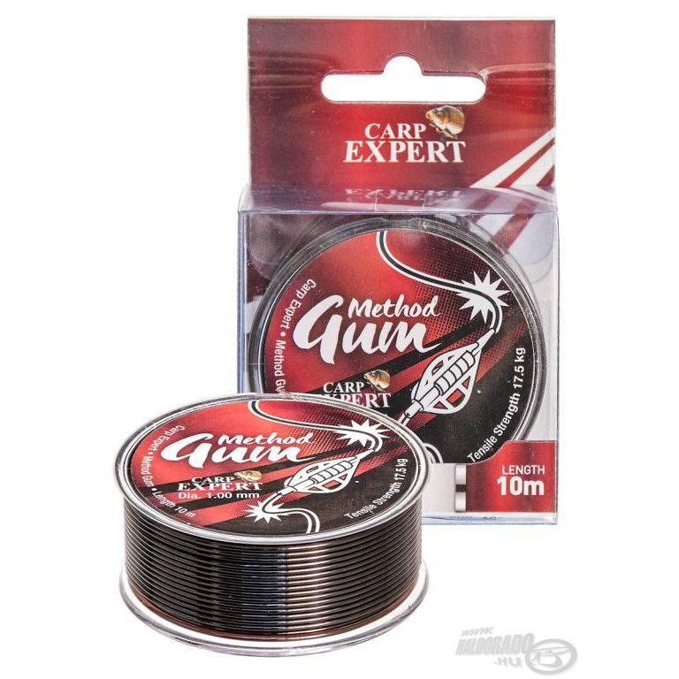 Carp Expert Method Gum barna 0,65 mm