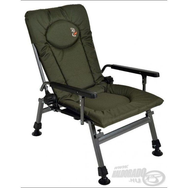 CARP F5R karfás fotel