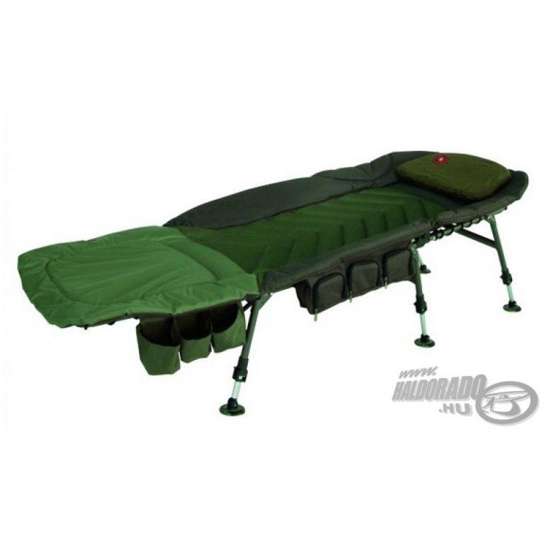 CARP ZOOM Exclusive Pontyozó ágy