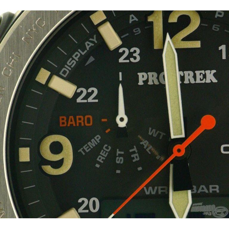 CASIO PRG-600-1ER férfi karóra