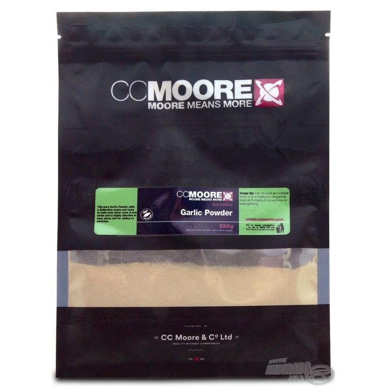CCMoore Garlic Powder 250 g - Fokhagyma kivonat