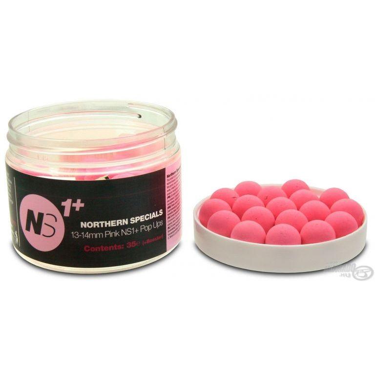 CCMoore NS1+ Pink 13/14 mm - Citrusos Pop Up bojli