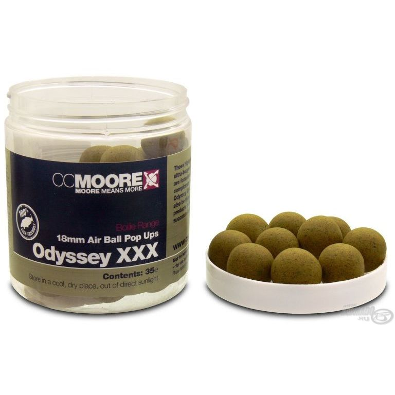 CCMoore Odyssey XXX Air Ball Pop Ups 18 mm