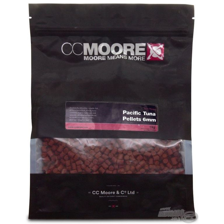 CCMoore Pacific Tuna Pellet 6 mm 1 kg